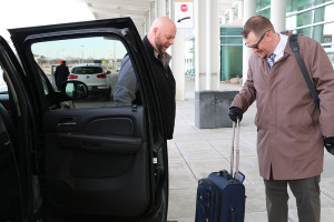 Midstate Limo can pick you up or drop you off at any of the local airports